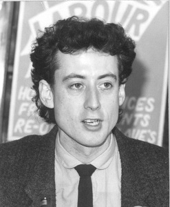 Peter was Labour's candidate in 1983