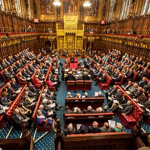 The House of Lords approved the regulations today