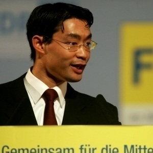 The German public were polled after an MP raised doubts about how much support there was for ethnic non-German Vice Chancellor Philipp Rösler