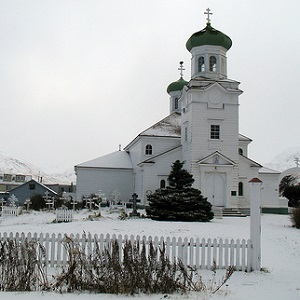 Russian Church Looked To