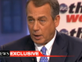 John Boehner said that he couldn't imagine ever changing from his opposition to equal marriage