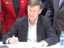 Governor John Hickenlooper signed the Colorado civil unions bill into law on Thursday