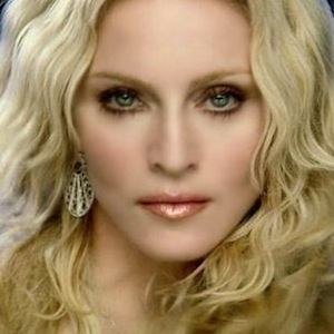 Madonna is thankful she lives in a country where she can express herself