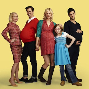 The New Normal was created by Ryan Murphy for the ABC network