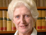 Baroness Butler-Sloss last year opposed same-sex marriage