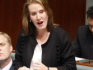 Kelly O'Dwyer spoke of how her family was divided by tradition and support for gay rights