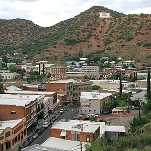 The town of Bisbee has become the first in Arizona to allow same-sex civil unions (Image: laurindaw blogspot)
