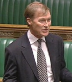 David Amess is the MP for Southend West
