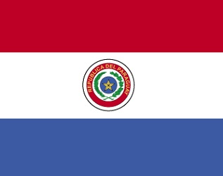 Paraguay does not recognise equal marriage