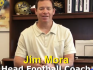 Jim Mora, Head Football Coach at UCLA spoke out in acceptance of gay players