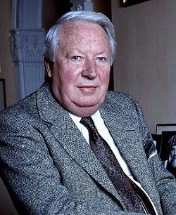 Biography claims Margaret Thatcher thought Edward Heath ...