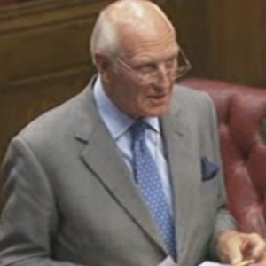 Lord Dear is opposed to same-sex marriage
