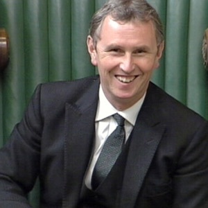 Nigel Evans is the popular Deputy Speaker of the House of Commons