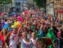 Bristol Pride festival takes place on Saturday 13 July in Castle Park (Image: Pride Bristol Facebook)