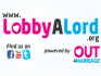 The LobbyALord website saw a lobby sent every eight seconds, at the peak of traffic