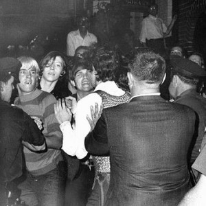 The Stonewall Riots lasted for days (Wikimedia Commons)