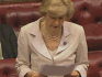 Baroness Cumberlege withdrew her amendments, but pledged to return with a 'perfected' version