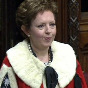 Tina Stowell was promoted to parliamentary under secretary