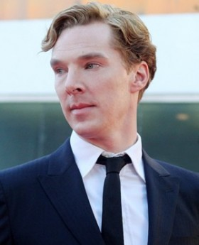 Benedict Cumberbatch was cast in the lead role