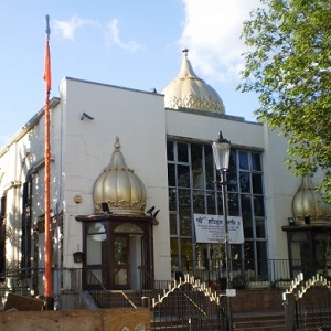 Gurdwaras in England and Wales have been advised to halt weddings (Image: LondonTempleVisits Blogspot)