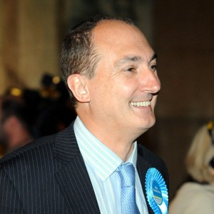 Mike Weatherley MP received the death threat via Twitter
