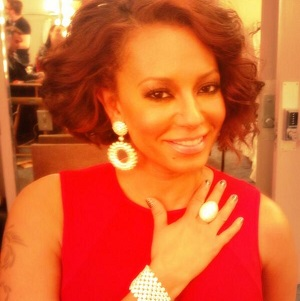 When asked if she was ever in love with Christa Parker, Mel B said: 'I would say so'