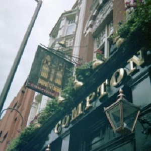 Compton's is on Old Compton street in Soho