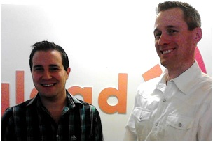 GLAAD's Rich Ferraro and Ross Murray