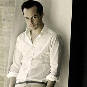 Andrew Scott is best known for playing Moriarty in BBC1's 'Sherlock'