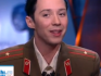 Johnny Weir, who can be seen wearing Russian military uniform, previously called himself a 'hardcore Russophile'
