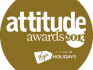 The Attitude Awards took place at the Royal Courts of Justice