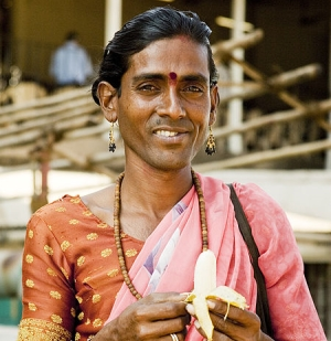 Hijra is a third gender category in South Asian cultures.