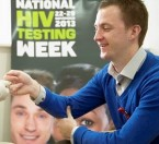 James Wharton: 'I'm proud to be launching National HIV Testing Week'