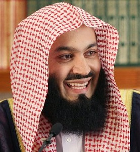 Mufti Ismail Menk has said gay people are worse  worse than 'dogs and pigs' (Photo: Twitter)