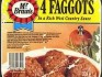 One of the slurs used by the officer was the word 'faggots'