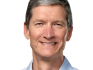 Tim Cook surprised the audience by talking about LGBT rights