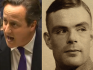 David Cameron praised the late codebreaker during Prime Minister's Questions
