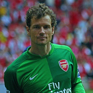 The Former Arsenal player was named Goalkeeper of the Year in 2006 (Flickr, R Macdonald)