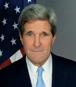 Secretary of State John Kerry called on everyone to act