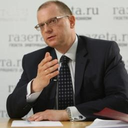 Russian human rights offical Konstantin Dolgov made the remarks (Photo: Twitter)