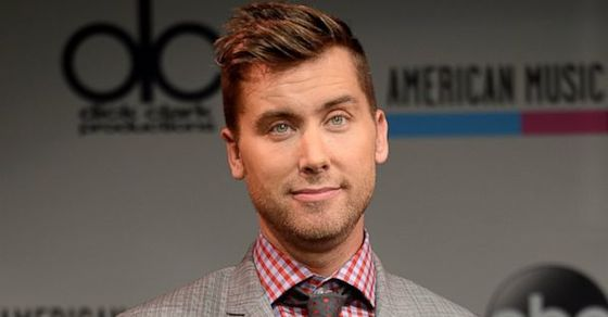 Image result for lance bass