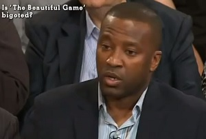 Michael Johnson apologised for making the comments in a 2012 appearance on the BBC