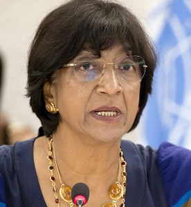 Navi Pillay is the UN high commissioner for human rights (Photo: UN)