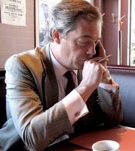 Nigel Farage said he supported civil partnerships for everyone