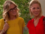 Desi Lydic and Lilli Birdsell played the couple