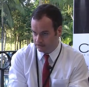 Brendan O'Neill: 'Gayness has become a kind of sacred symbol of moral authority' (Photo: YouTube)
