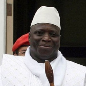 The bill must now be signed by President Yahya Jammeh