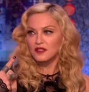 Gay icon Madonna deleted her Instagram post