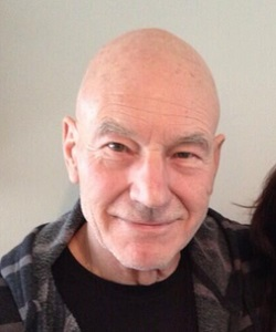 Sir Patrick Stewart says he was 'flattered' to be mistakenly outed