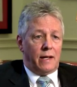 Peter Robinson has backed the plans